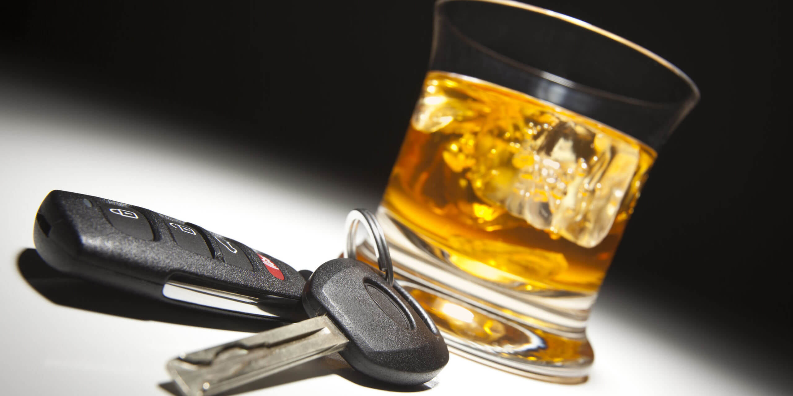Alcohol with Car Key